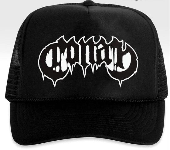 Image of TRUCKER HAT - NEW LOGO