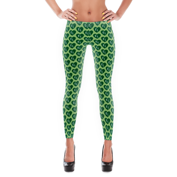 Image of EL HEART LEGGINS