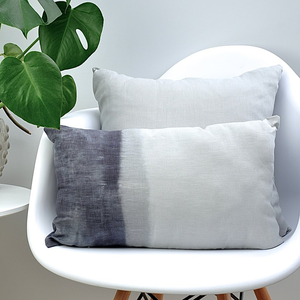 Image of Grey Ombre Cushion