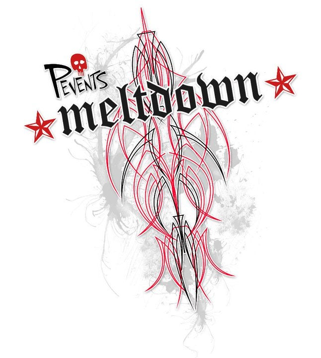 Image of Meltdown 2017 Pre Entry Day   Ends June 30th 2017