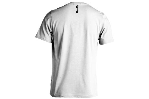 """Image of Red One """"White"""" T-Shirt"""