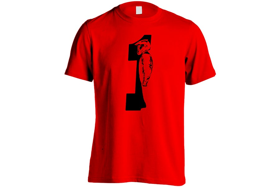 """Image of Red One """"Red"""" T-Shirt"""