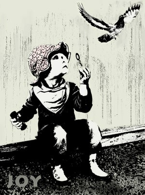 Image of Joy - Bubblebird