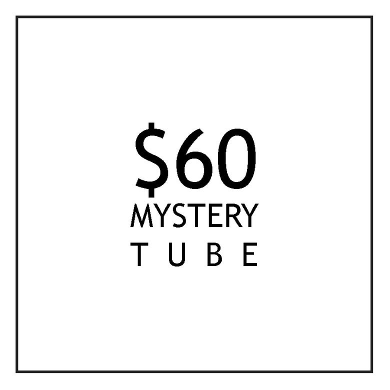 Image of $60 Mystery Tube ( 6-8 posters)