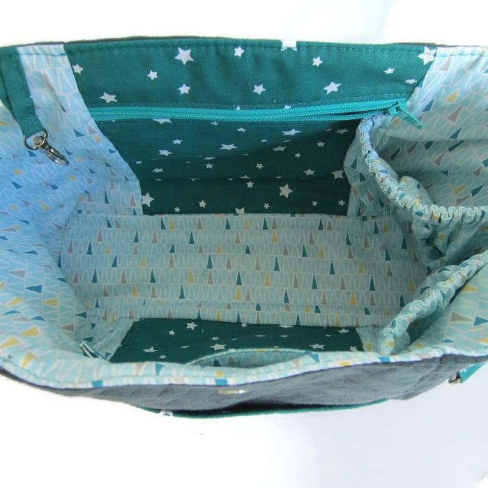 Image of Tutoriel du sac à poussette
