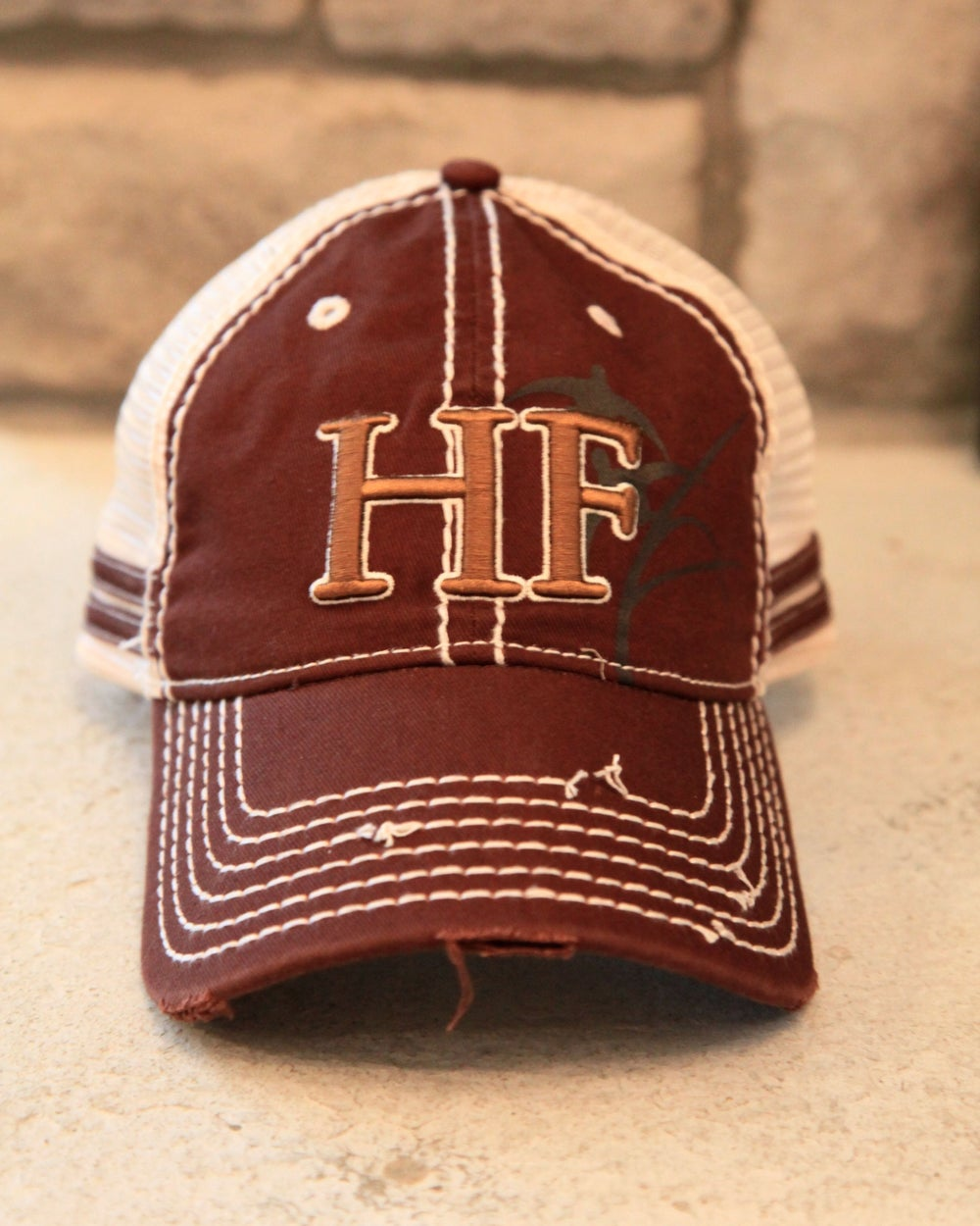 Image of Chocolate HF Trucker Hat
