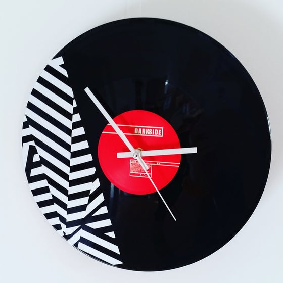 Image of Pendule vinyle - Graphik
