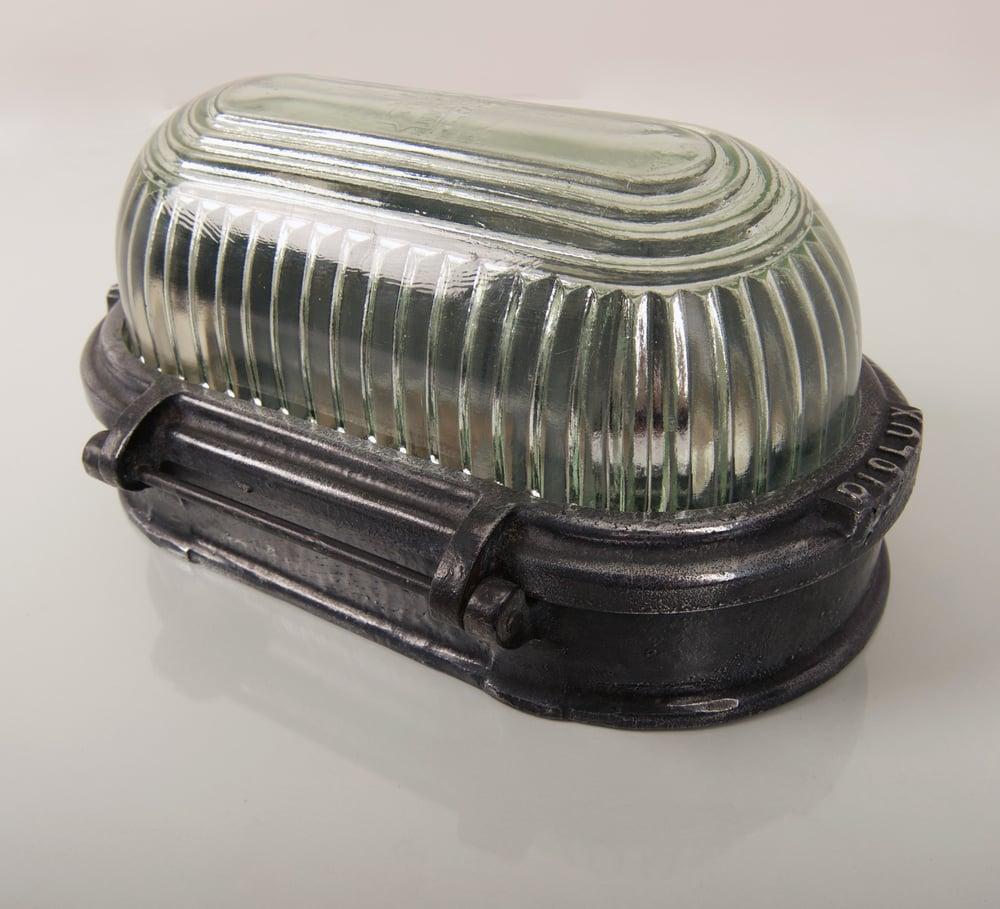 Image of 1930's Dorman Diolux Bulkhead Light