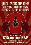 Image of T-Shirt International Brigade mandolin oneblokeonemandolin.com