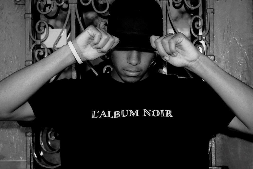 Image of L'Album Noir Shirt
