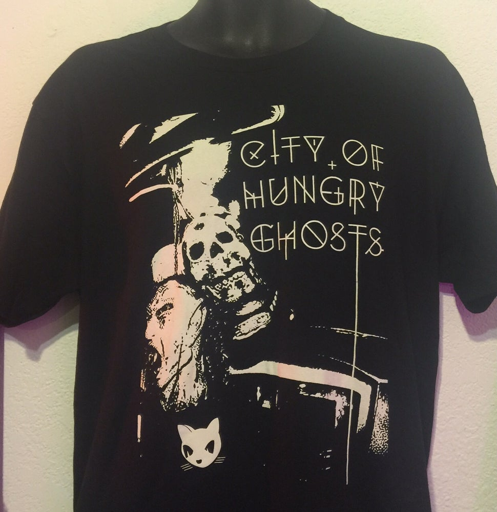 Image of City Of Hungry Ghost Unisex Tshirt