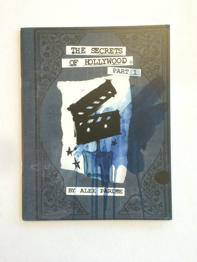 Image of Secrets Of Hollywood | By Alex Pardee | Comic