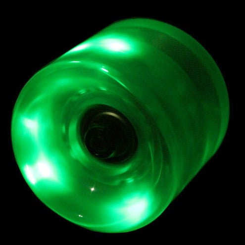 Image of LED LONGBOARD WHEELS - 60MM
