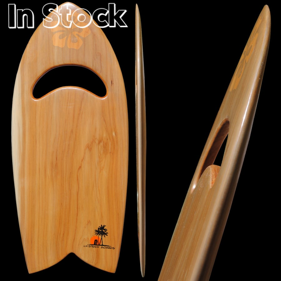 Image of The Solimar : an eco friendly Handplane