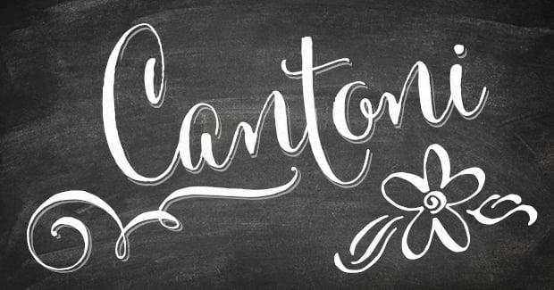 Image of Cantoni