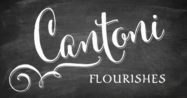 Image of Cantoni Flourishes