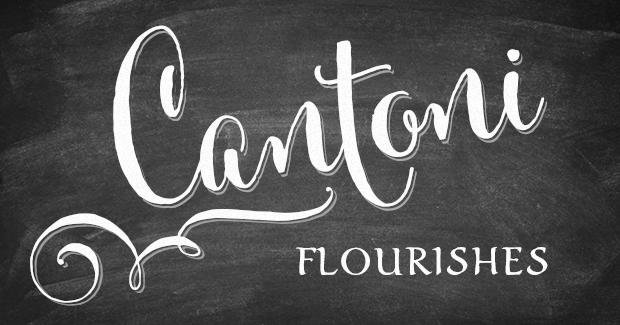 Image of Cantoni Flourishes