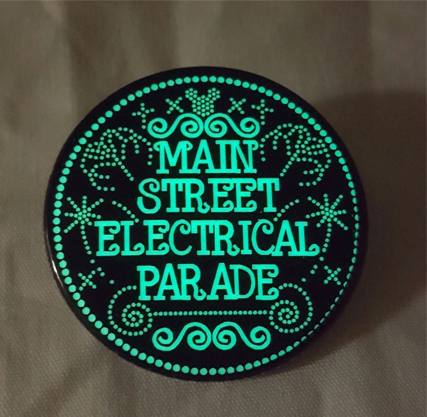 Image of 1.5 Round Glowing Button Electrical Parade