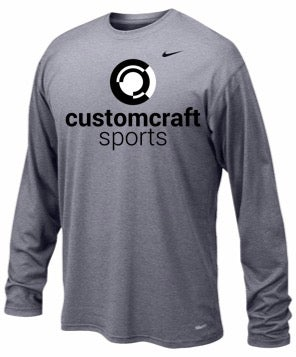 Image of Nike Premium L/S Shooter (with #)