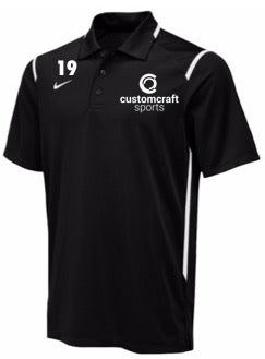 Image of Nike Premium Polo Shirt (with #)