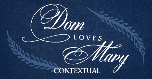 Image of Dom Loves Mary Contextual