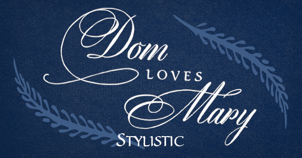 Image of Dom Loves Mary Stylistic