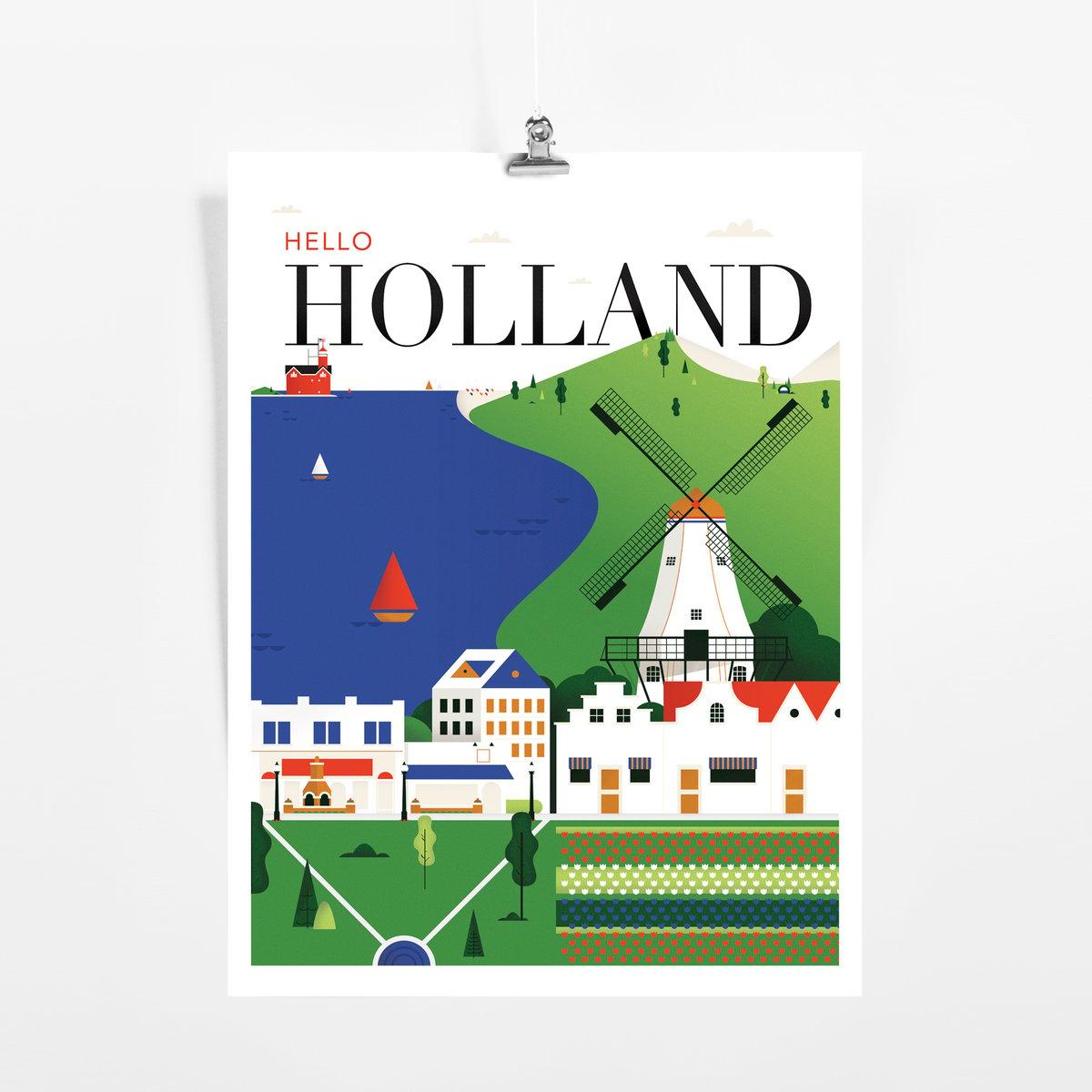 Image of Hello Holland