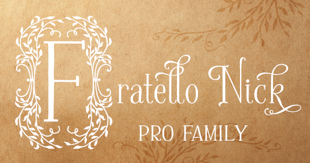 Image of Fratello Nick Pro Family
