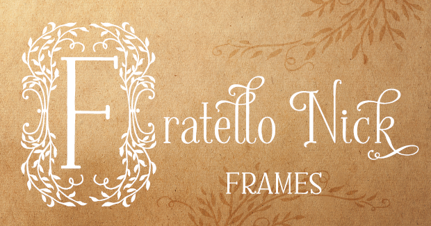 Image of Fratello Nick Frames