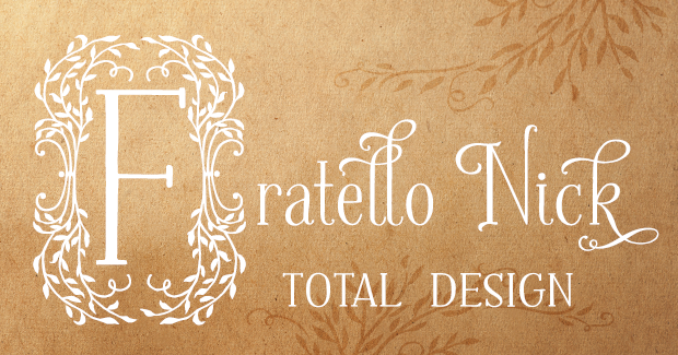 Image of Fratello Nick Total Design Collection