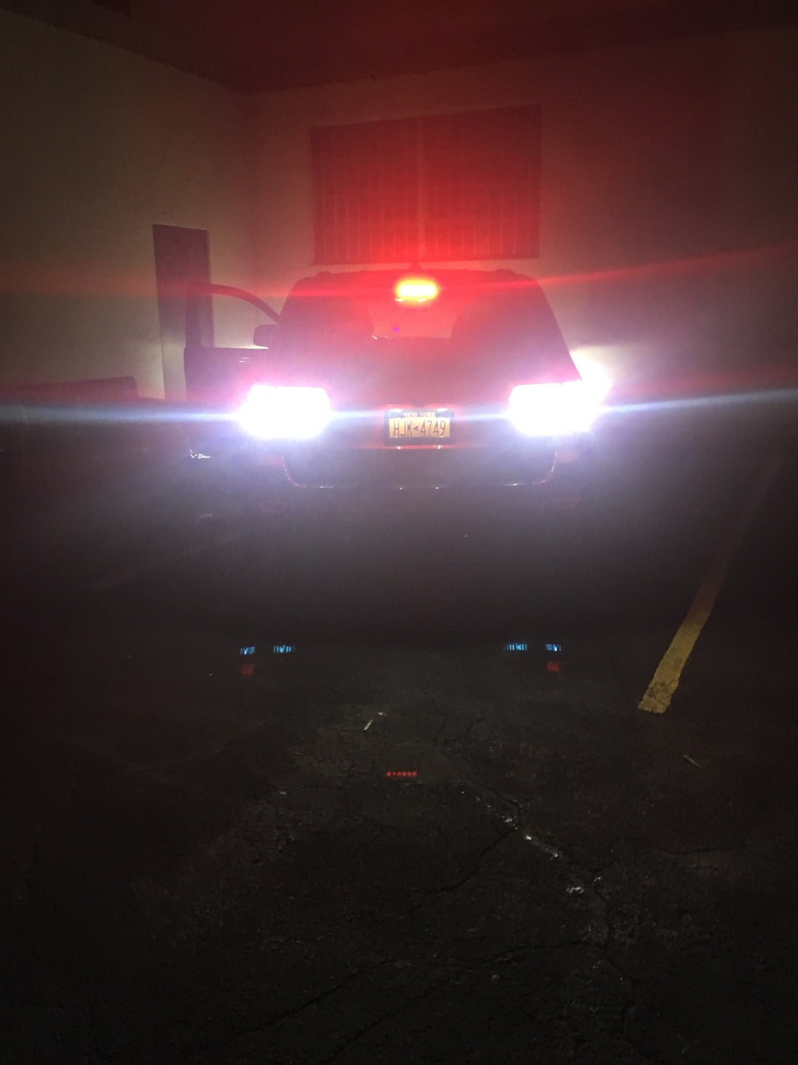 Image of Complete Reverse LED Kit for the Jeep including including SRT, overland, Laredo, limited