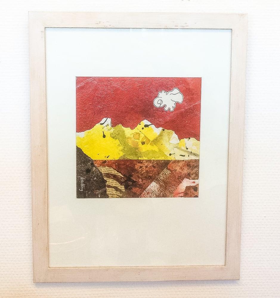 "Image of Ikaros / ""...förbindelser"" (Ordinarie pris 1500 kr)"