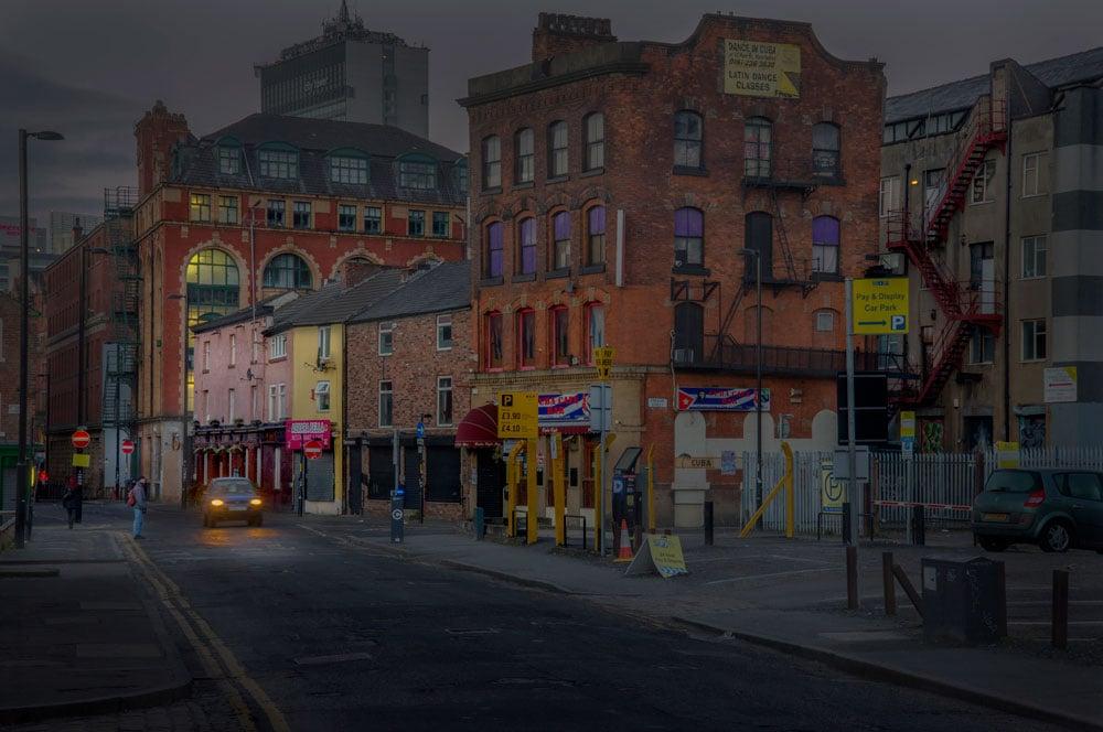 Image of PORT STREET, MANCHESTER