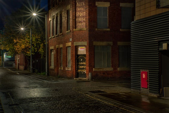 Image of ANCOATS, MANCHESTER
