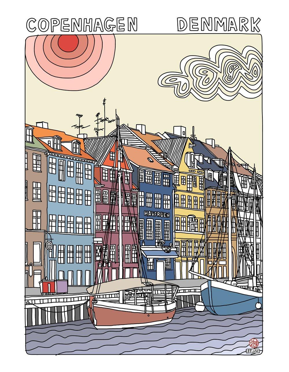 Image of Denmark - Copenhagen