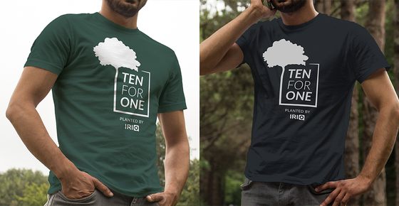 Image of Ten for One Shirt