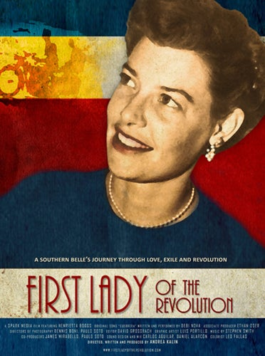 Image of First Lady of the Revolution Poster