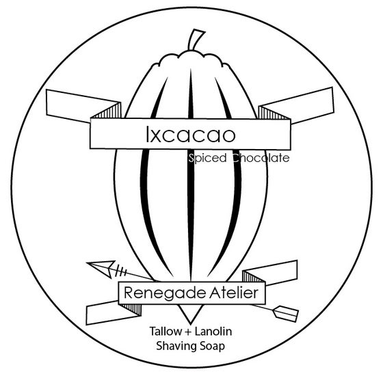 Image of Ixcacao - Shave Soap
