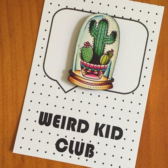 Image of Cactus pin
