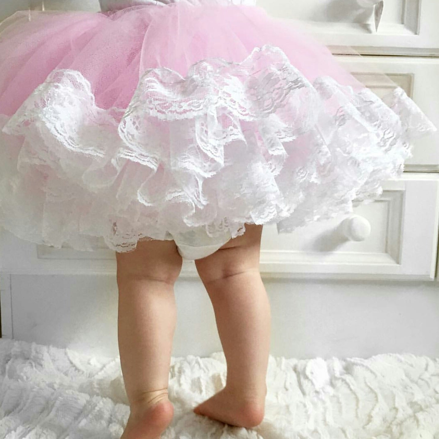Image of 'Polly Lace' Tutu