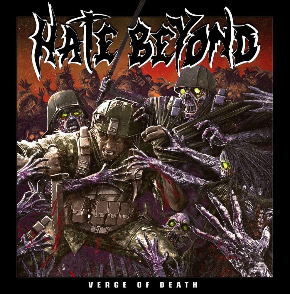 """Image of HATE BEYOND """"Verge of death"""""""