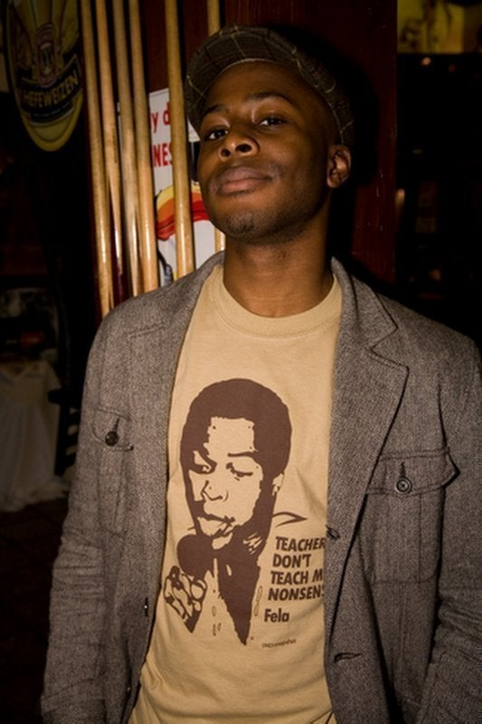 Image of FELA T-shirt