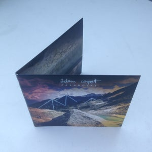 Image of Adam Carpet - Parabolas (Digifile CD)