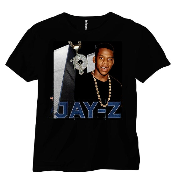 Image of Jay-Z 911 Legends Tour Tee Quickstrike*
