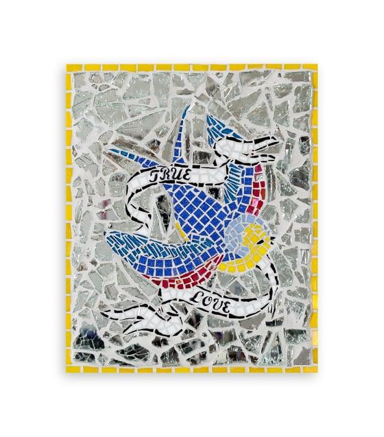 Image of 'True Love' bluebird