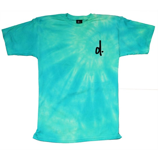 Image of Seafoam Tie Dye