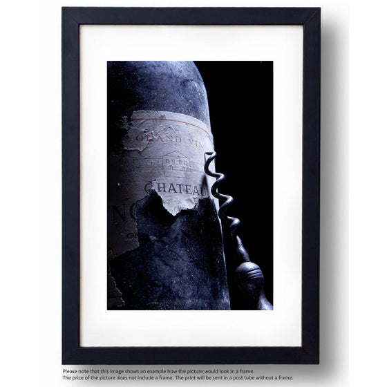 "Image of Art Print | ""Lynch Bages"" | Joerg Lehmann"