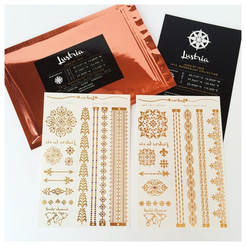 Image of Lustria Jewelry Tats