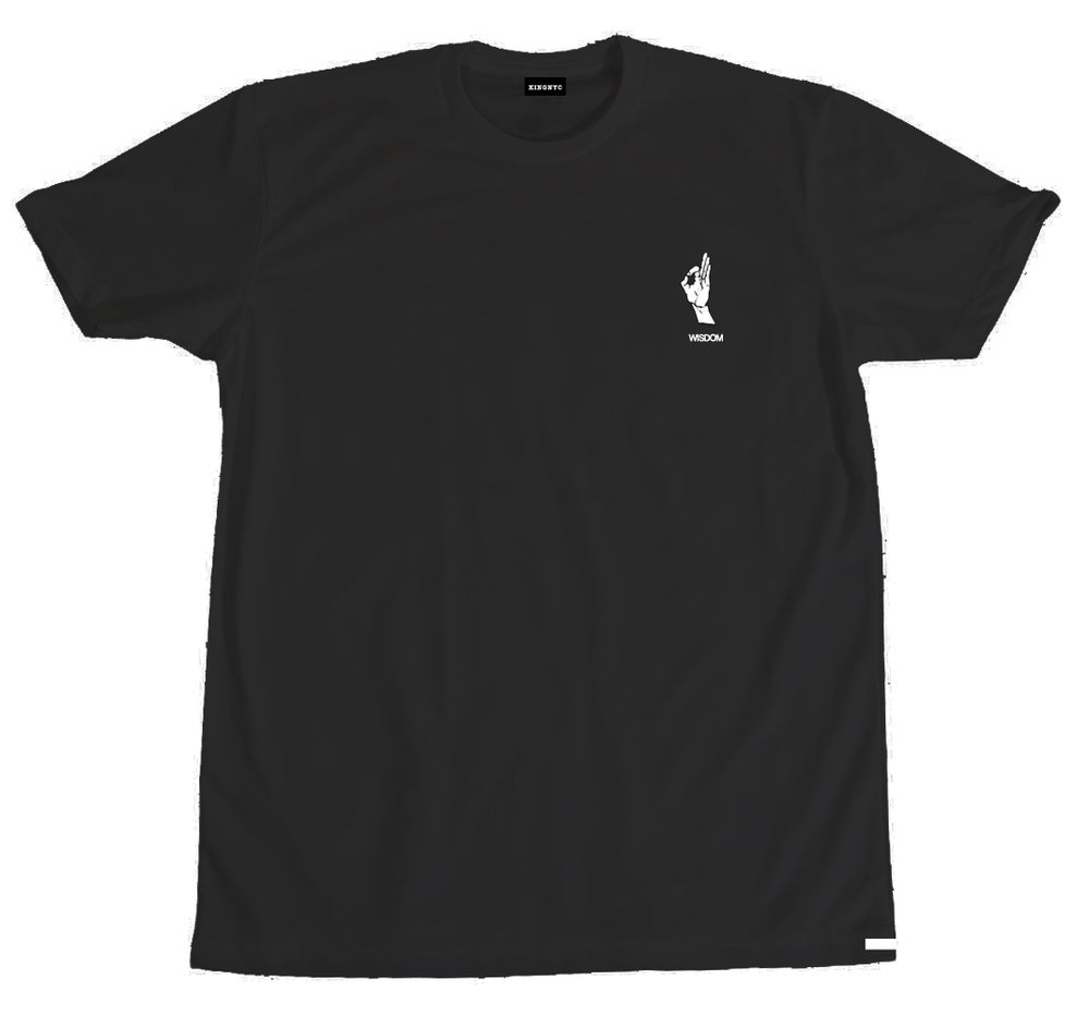 Image of KingNYC Gyan Mudra T-Shirt