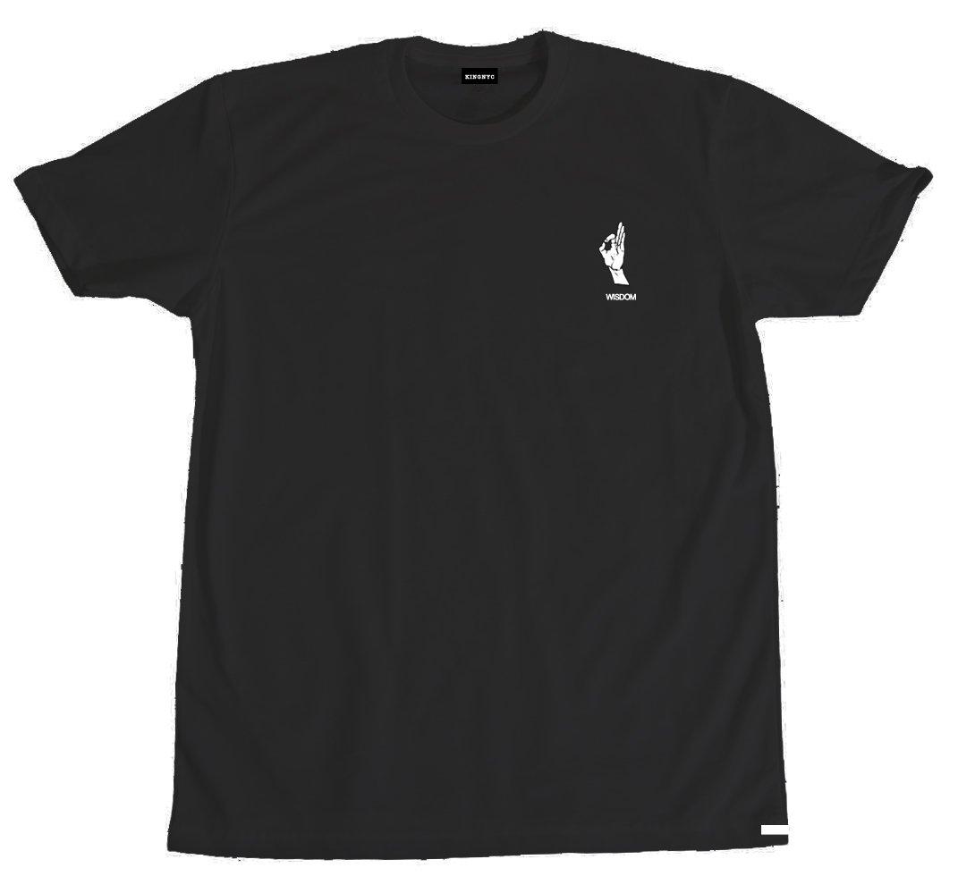 Image of KingNYC Gyan Mudra T-Shirt
